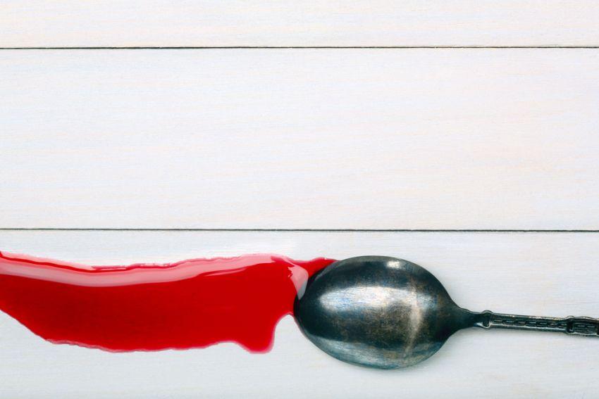 aardbeienvlekken en frambozen vlekken verwijderen doe je zo