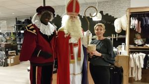 Het was een superleuke kortingsweek!Met special guests: Sinterklaas & Zwarte P...
