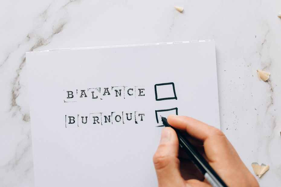 burn-out als groeiproces