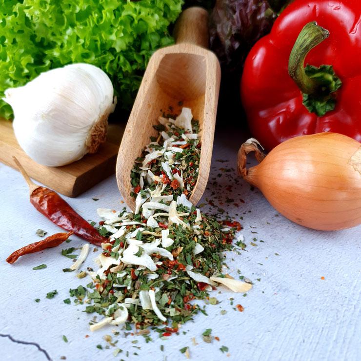 Peperoncino Salatmischung
