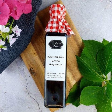 Granatapfel Crema Balsamica