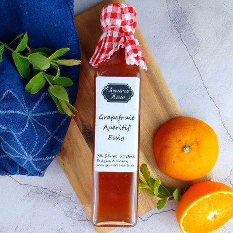 Grapefruit Aperitif Essig
