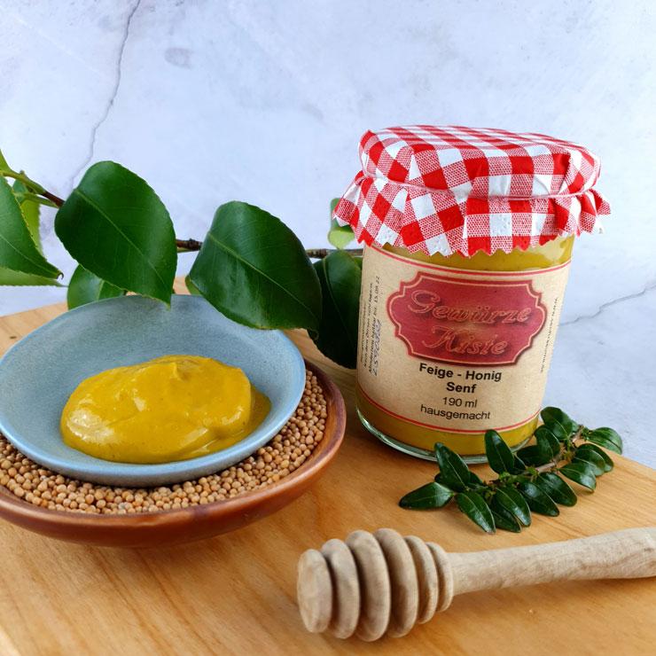 Feige Honig Senf