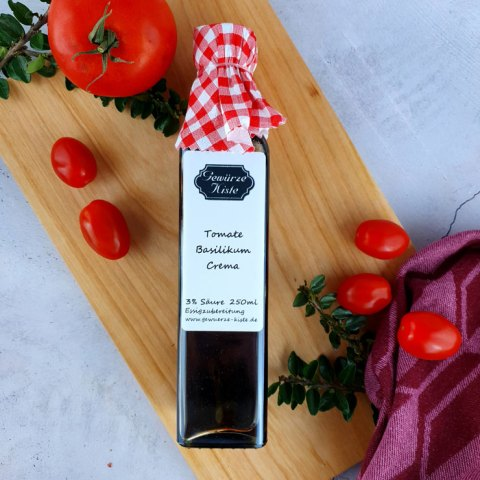Tomate Basilikum Crema