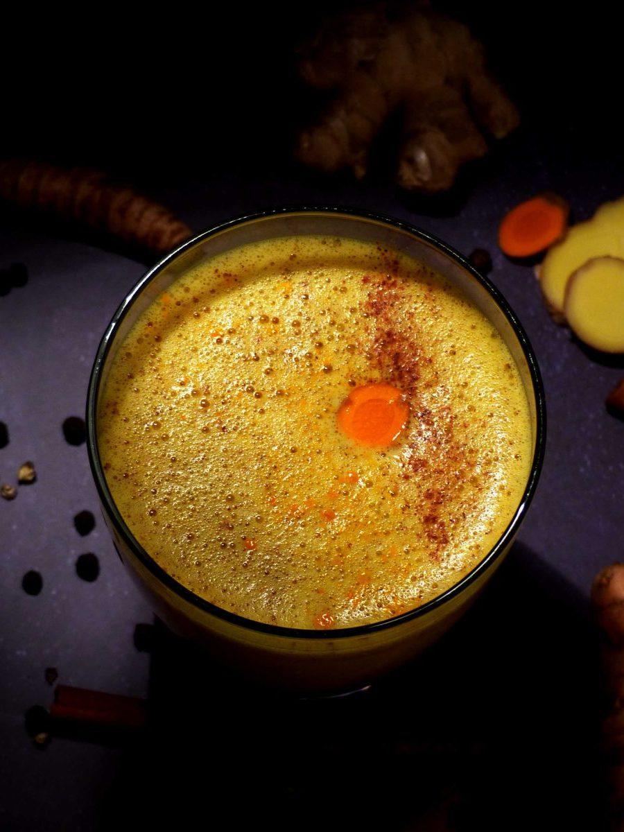 Rezept Goldene Milch gewusstvegan