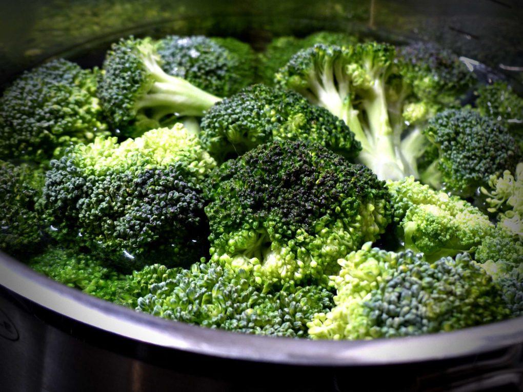 Brokkoli-Quinoa-Pfanne vegan Rezept