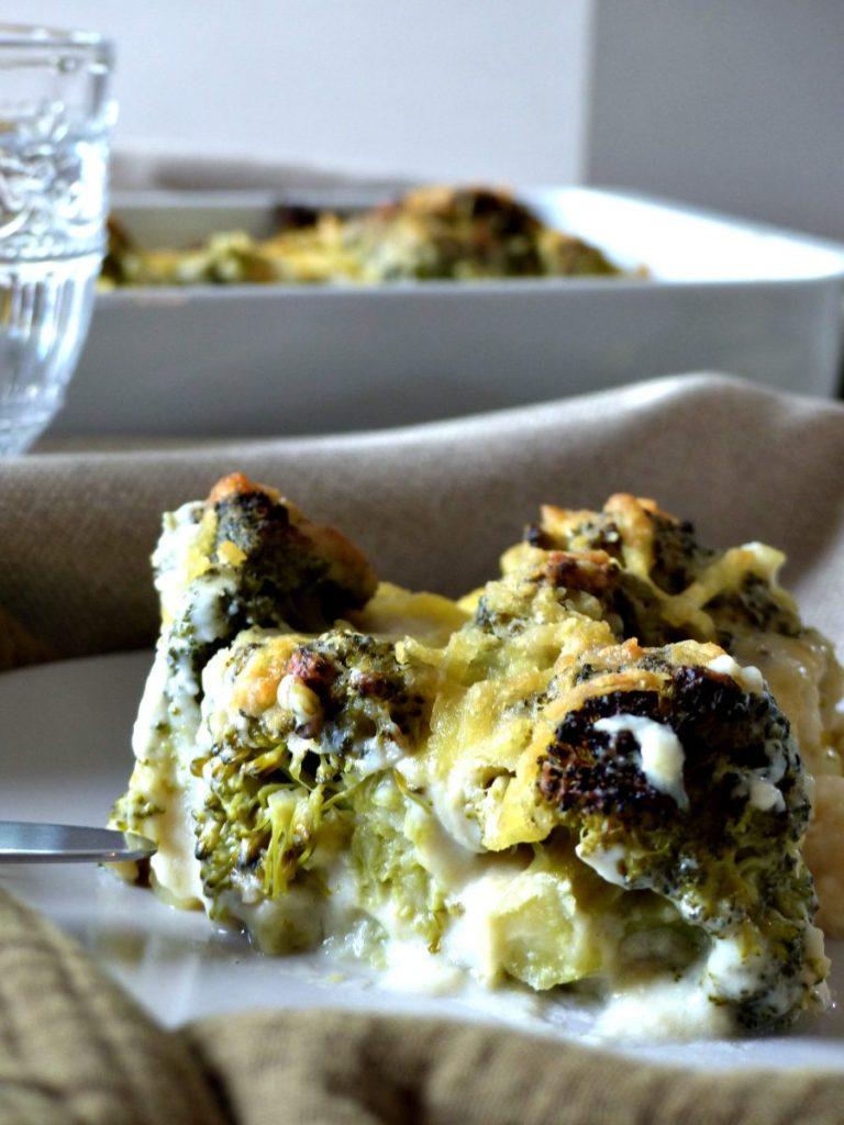 Brokkoli-Kartoffel-Auflauf-vegan