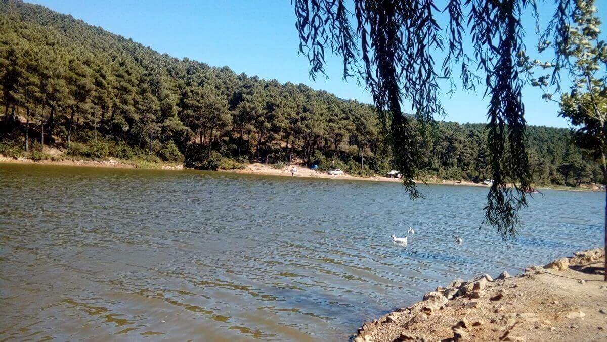 Aydos Ormanı yapay göl