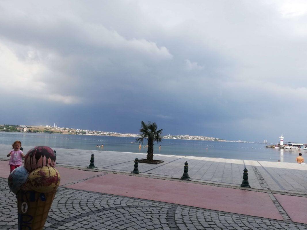 Marmara Ereğlisi sahil