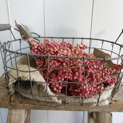 Pepperberries roze