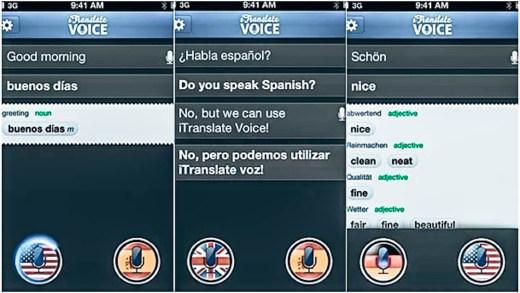 Yurt Dışı İçin En İyi Seyahat Uygulamaları  - Itranslate  hayat kurtarıyor :) çeviri uygulaması