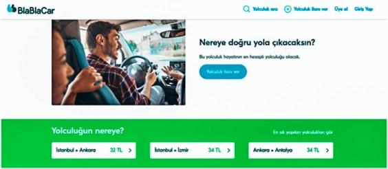 Yurt Dışı İçin En İyi Seyahat Uygulamaları  - Blabala Car- Bu uygulama Türkiye'de de var :)