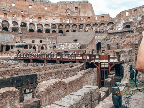 Roma Gezilecek Yerler-Kolezyum