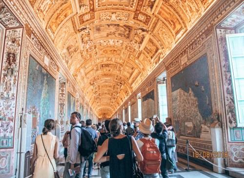 Vatikan Gezilecek Yerler Sistine Şapeli