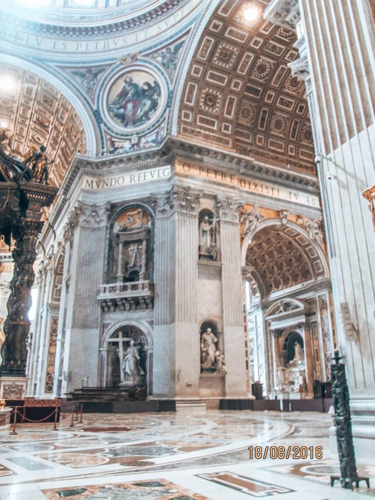 ROMA İTALYA SİSTİNE ŞAPEL