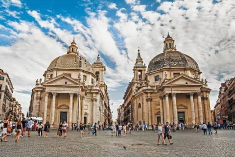 Roma Gezilecek Yerler Popolo Meydanı