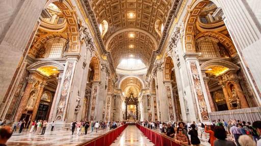 Rome Basilica di San Pietro
