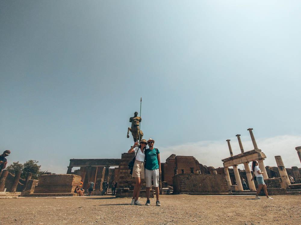 Pompei Gezilecek Yerler