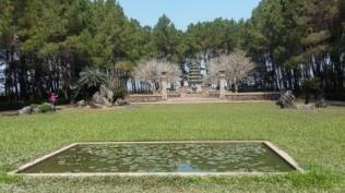 kadın tapınağı bahçesi