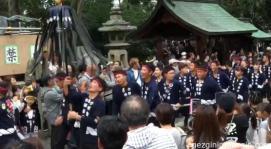 Japon Akı Matsuri Festival