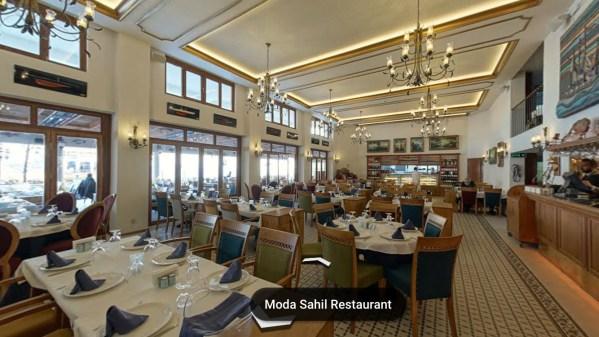 Moda Sahil Restaurant & Bar