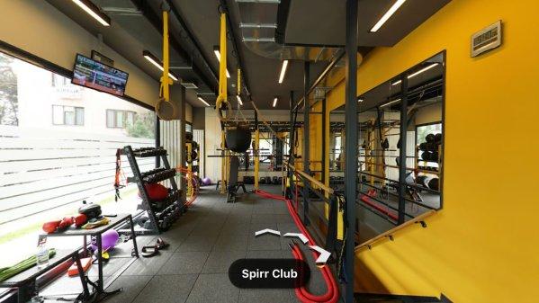 Spirr Club