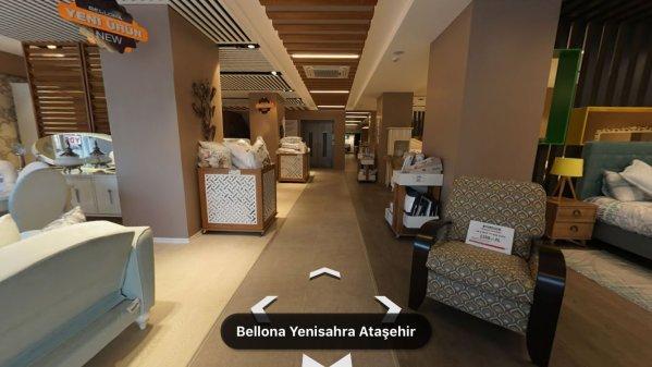 Bellona Yenisahra Ataşehir