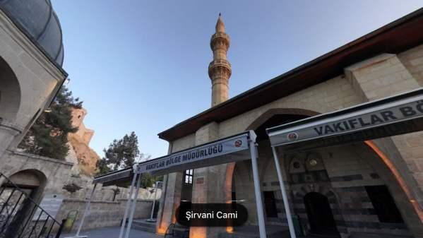 Şirvani Cami