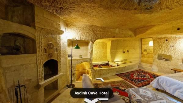 Aydınlı Cave Hotel