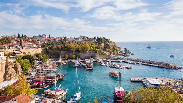 Antalya'da-Gezilecek-Yerler