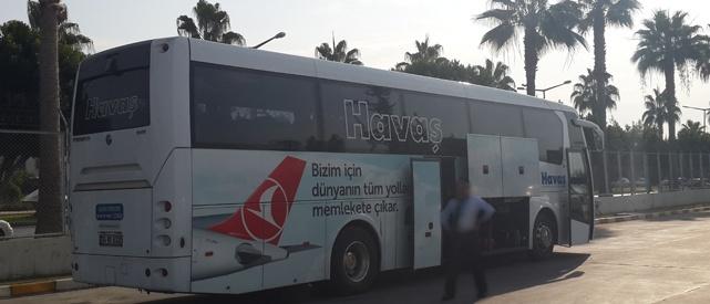 Adana-Şakirpaşa-Havalimanı-Havaş
