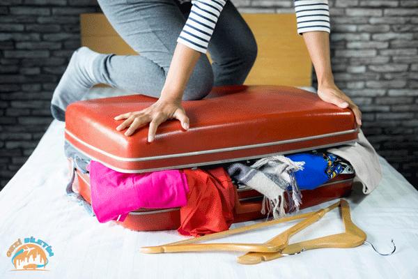 Seyahate Çıkmadan Önce Yapılması Gerekenler , Seyahat Bavulu Hazırlama