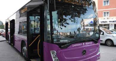 Çanakkale'de Şehir İçi Ulaşım Nasıl? Çanakkale Belediye Otobüsleri İle Ulaşım!