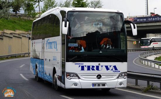 Çanakkale'de Şehir İçi Ulaşım Nasıl? Çanakkale Otobüs İle Ulaşım!