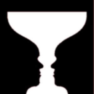 Beker of gezichten