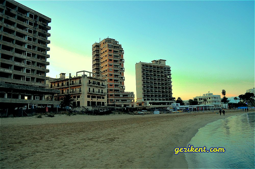 Kuzey Kıbrıs Kapalı Maraş