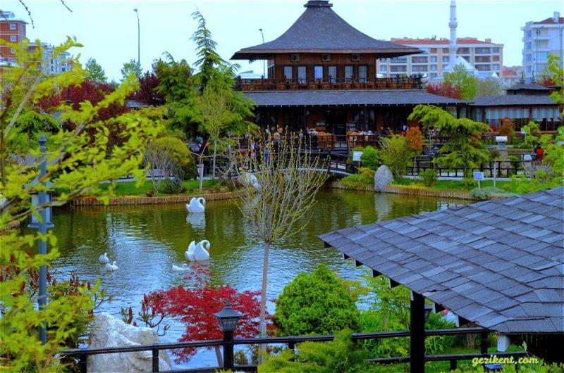 Türkiye'de ki Japon Bahçeleri
