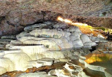 Yer Altındaki Pamukkale; Kaklık Mağarası