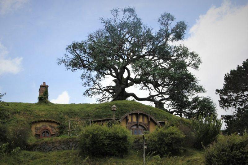 Ormanya Hobbit Evlerine nasıl gidilir