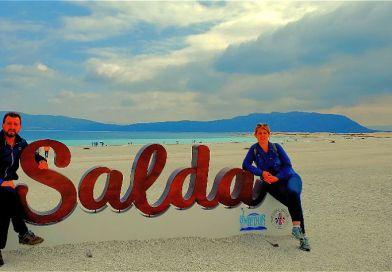 Salda Gölü Gezi Rehberi, Turkuaz Sularıyla Saldivler