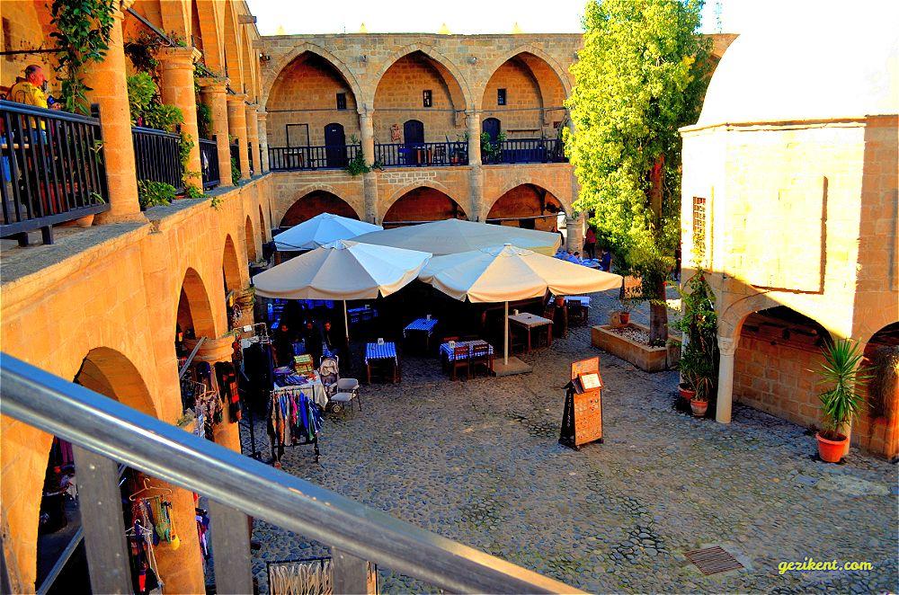 Kıbrıs Tarihi Yerleri - Kıbrıs Lefkoşa Han