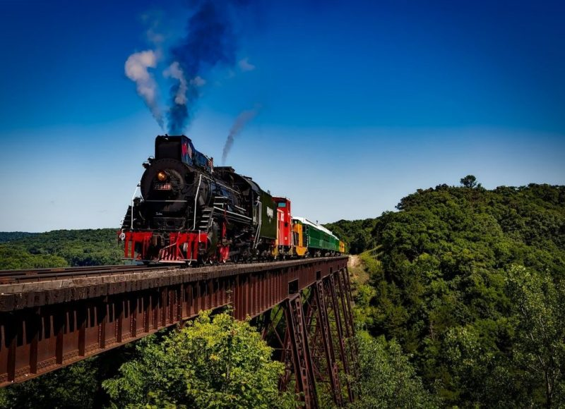 Türkiye'nin Eşsiz Manzaralı Tren Rotaları