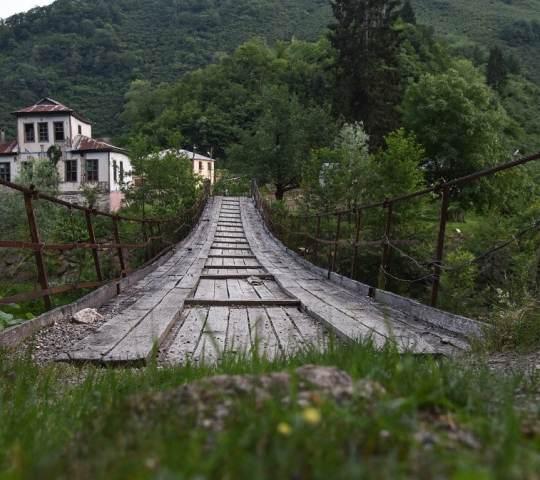 Tarihi Ağa Köprüsü
