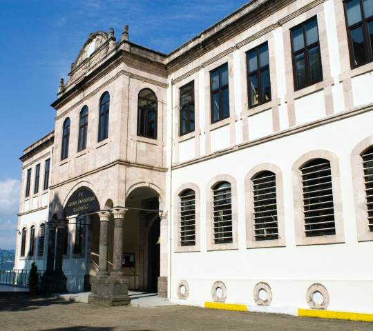 Giresun Üniversitesi Tarihi Rektörlük Binası