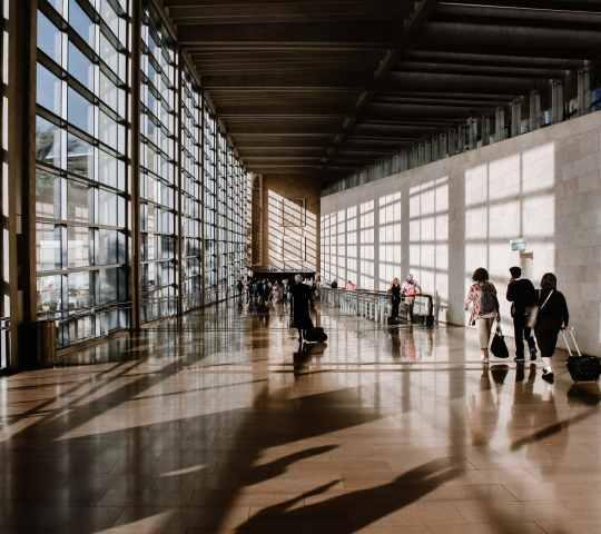 Ben Gurion Uluslararası Havalimanı (TLV)