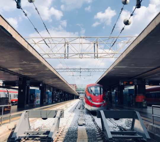 Roma Termini Tren İstasyonu