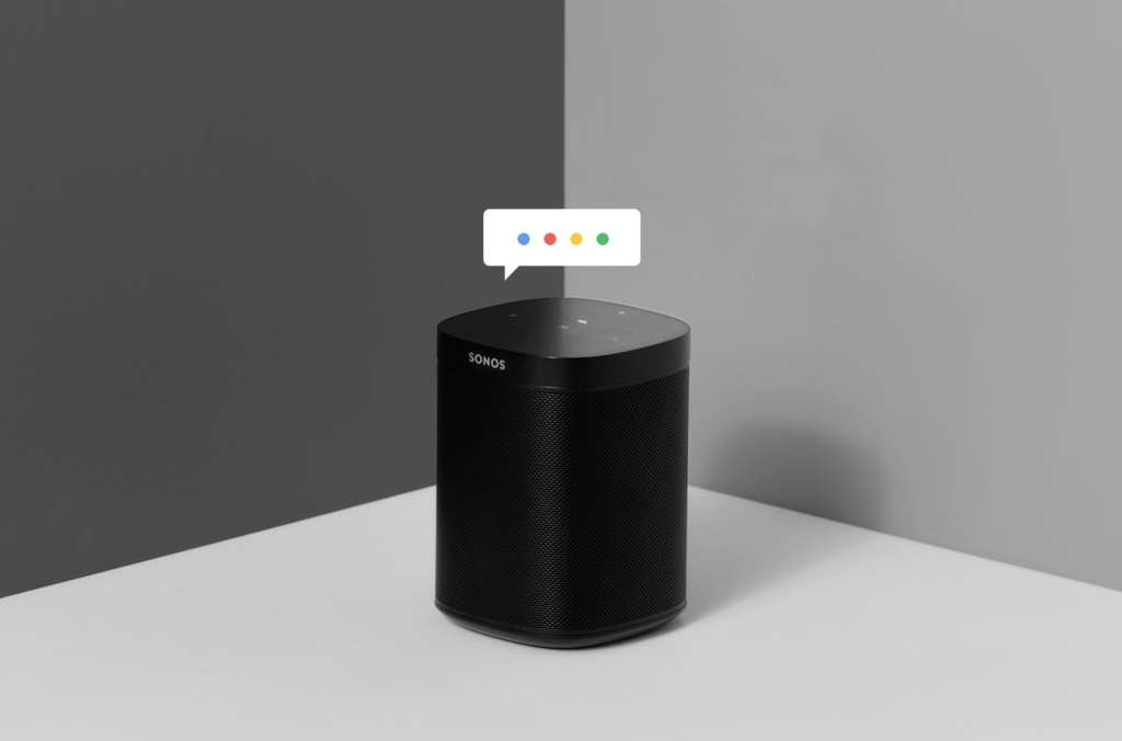 Sonos One Google Assistent