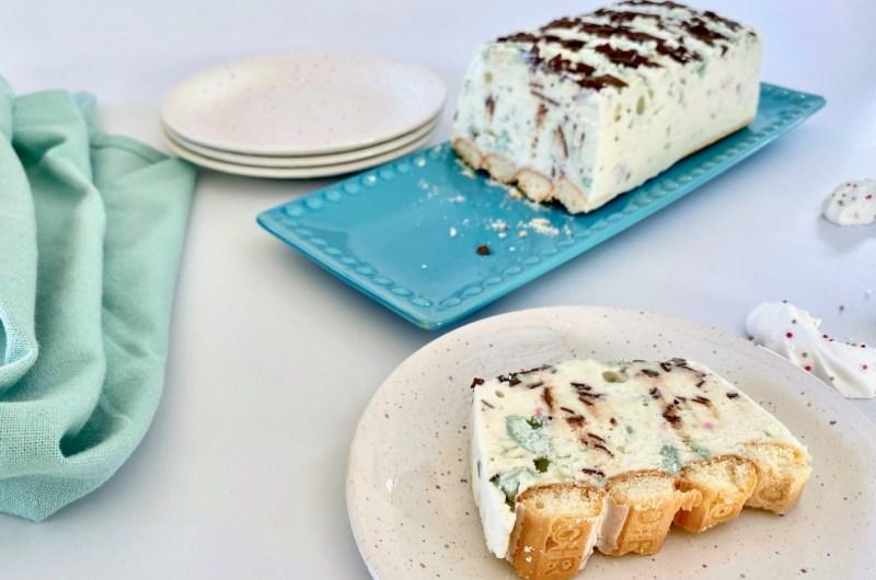 Merengue ijstaart: lekker makkelijk én feestelijk!
