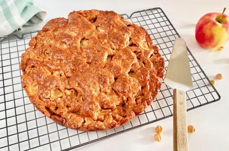 Hét recept voor makkelijke appeltaart
