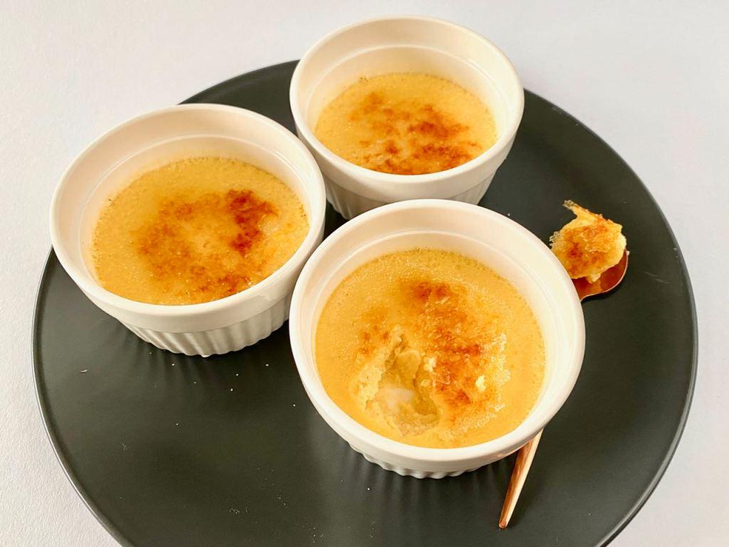 Slowcooker Crème brûlée